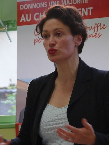 nelly fesseau,election législative,vouziers