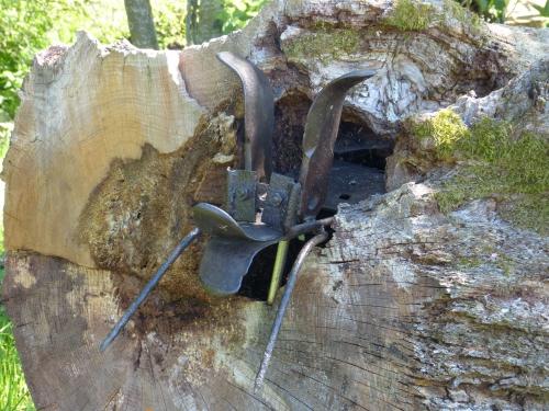 parcours artistique,ardennes,boult aux bois