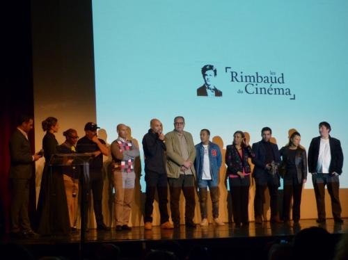 rimbaud,rimbaud du cinéma,festival,cinema indépendant,emir kusturica,delphine depardieu,jeremy banster,serge regourd,les hommes d'argile,muriel harrar