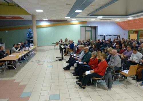 communauté de communes,orientations budgétaires,parc argonne découverte