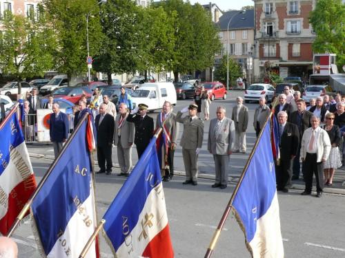 vouziers, liberation ,ceremonie