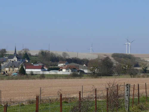 windvision,edf Energies Nouvelles,éoliennes, mont des 4 faux