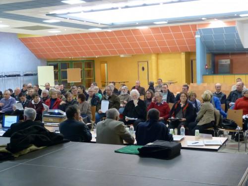 2c2a, communauté de communes, budget, francis signoret,vouziers