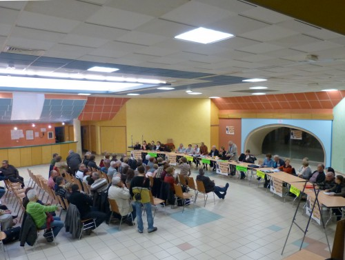 claude Ancelme, election municipale, vouziers,ardennes